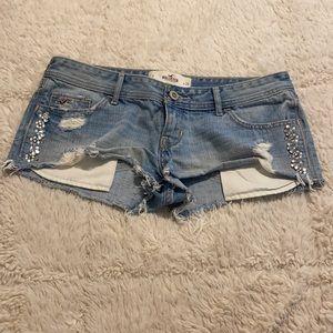 Hollister Jean Shorts Size 7/28